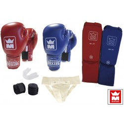 Pack boxe pieds-poings