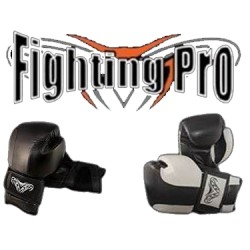 Gant de Boxe  cuir FIGHTING PRO