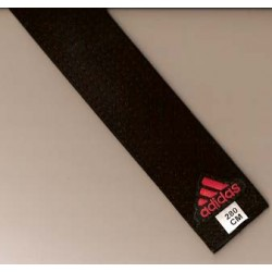 Ceinture Noire Adidas Elite