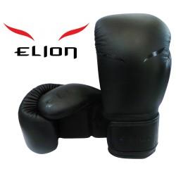 Gants de boxe cuir ELION stealth