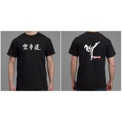 Tee shirt sérigraphié Kumité