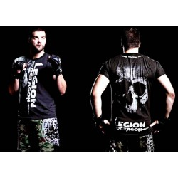 Tee-Shirt MMA Légion Octagon SMILE