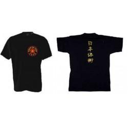 Tee- Shirt Nihon Taï Jitsu Noir