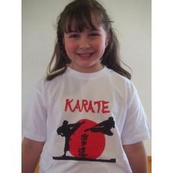 Tee-Shirt Karaté