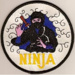 Ecusson Ninja
