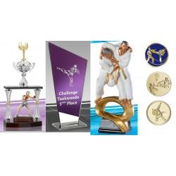 Coupes - Médailles - Trophées