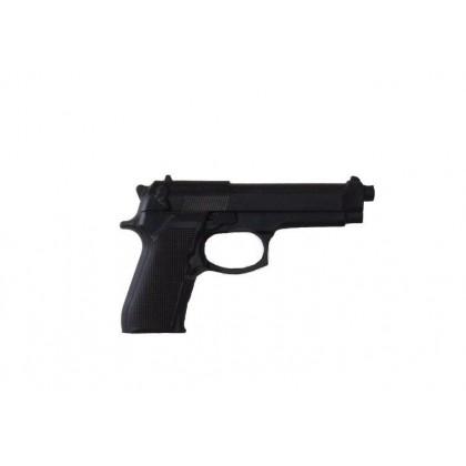 Pistolet d'entraînement caoutchouc