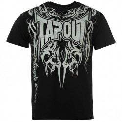 Tee-shirt TapOut Black Royal