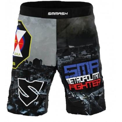 Short type MMA pour la SMA combat