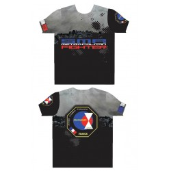 T-shirt SMA Metropolitan Fighter
