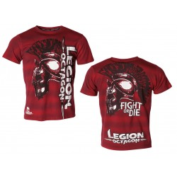 T-Shirt Fight or Die Legion