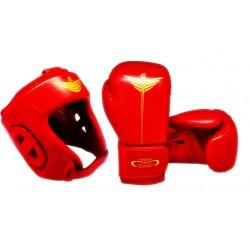 kit casque et gants CHAMP
