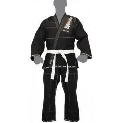GI de Jiu Jitsu Brésilien Noir NihonDo
