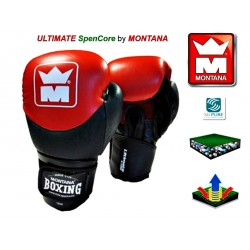 Gants Boxe MONTANA ULTIMATE
