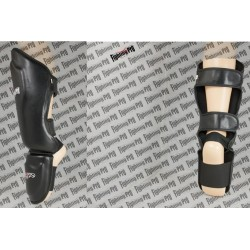 Protection Tibias + Pieds Fighting Pro