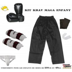 Kit Krav Maga Enfant
