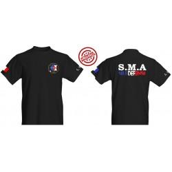T-shirt SMA SelfDéfense Nouveau Modèle