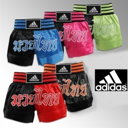 Short Thai Boxing ADIDAS