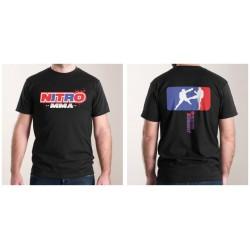 Tee shirt sérigraphié Nitro