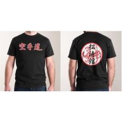 Tee shirt sérigraphié ShotoKan