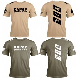 Tee shirt KAPAP Team Military