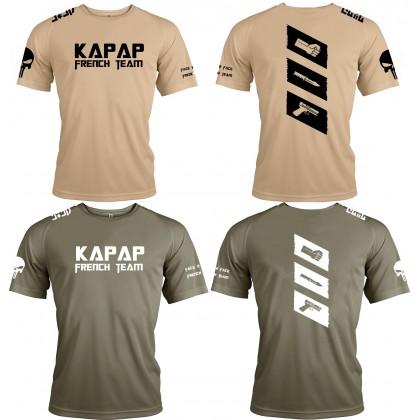 Tee shirt KAPAP Team Military