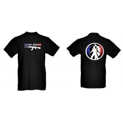 Tee shirt sérigraphié kapap France