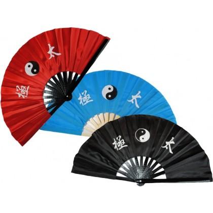 Eventail Taï-chi Yin Yang