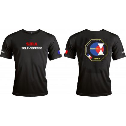 T-shirt SMA SelfDéfense