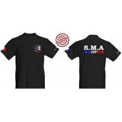 T-shirt SMA SelfDéfense MONITEUR