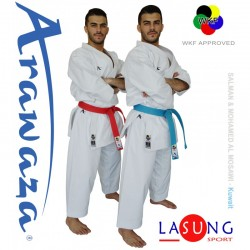 Karategi ARAWAZA Black Diamond - WKF approved