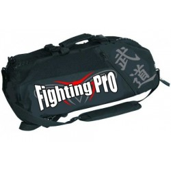 Sac FIGHTING PRO Grand Modèle Rouge