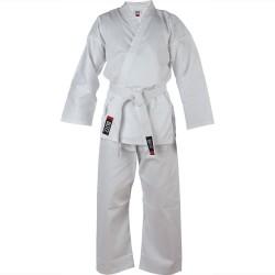Karate Gi Polycoton léger Blanc