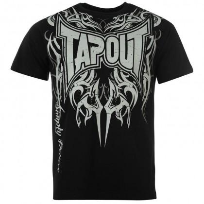 Tee-shirt TapOut Black Royal