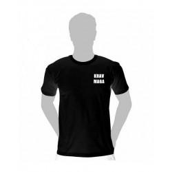 T-shirt marqué KRAV MAGA