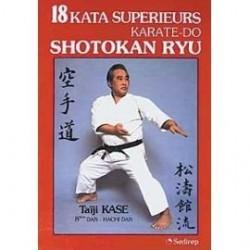 Karate-Do Kata 20 Katas Supérieurs Shôtôkan Ryû - T. KASE