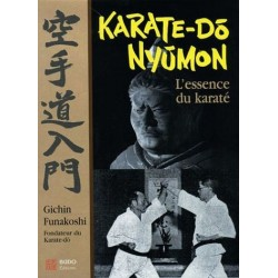 Karate-Dô Nyûmon - G. FUNAKOSHI