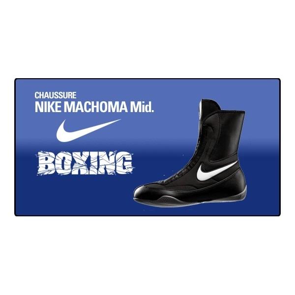 Chaussures de boxe NIKE - DIVISION KOMBAT